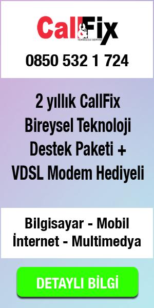 CallFix Kampanyalı Modem Destek Paketleri
