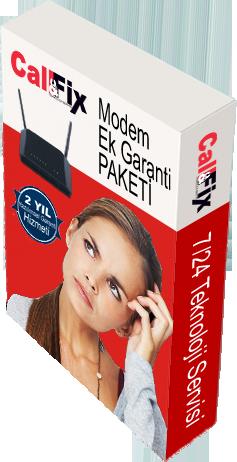 2 Yıllık CallFix Modem Ek Garanti Paketi